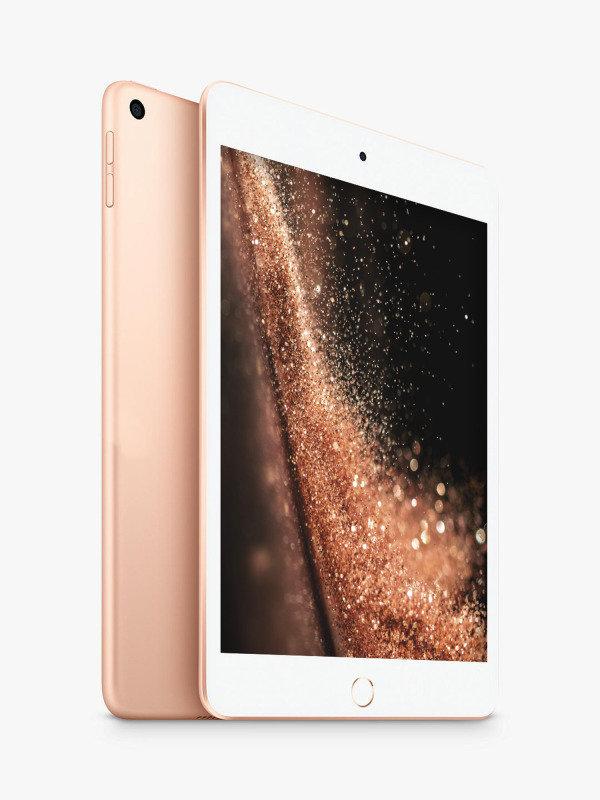 """Image of Apple iPad Mini (2019) 7.9"""" 256GB WiFi - Gold"""