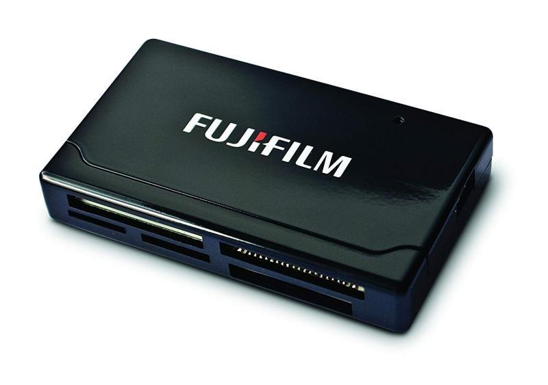 Fuji USB Multi Card Reader - SD  Micro SD  SDHC  xD  CF  MMC  Memory Stick  SDXC