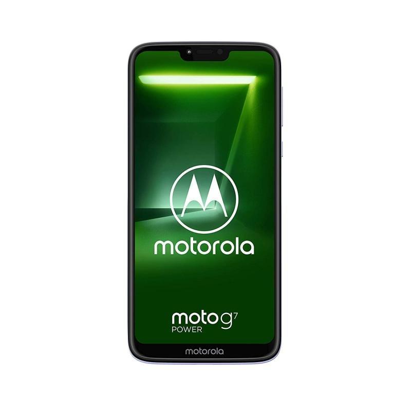 "Motorola Moto G7 Power 6.2"" 64GB Smartphone - Ceramic Black"