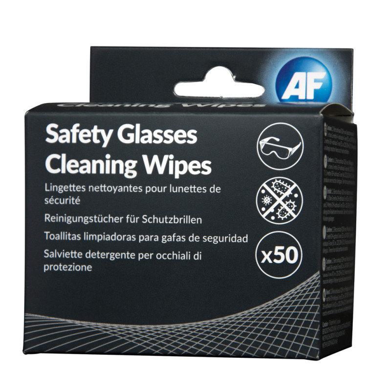 Image of Safety Glasses Cleaner- 50 sachets