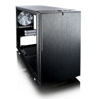 EXDISPLAY Fractal Design Define Nano S ITX-Tower Case - Window