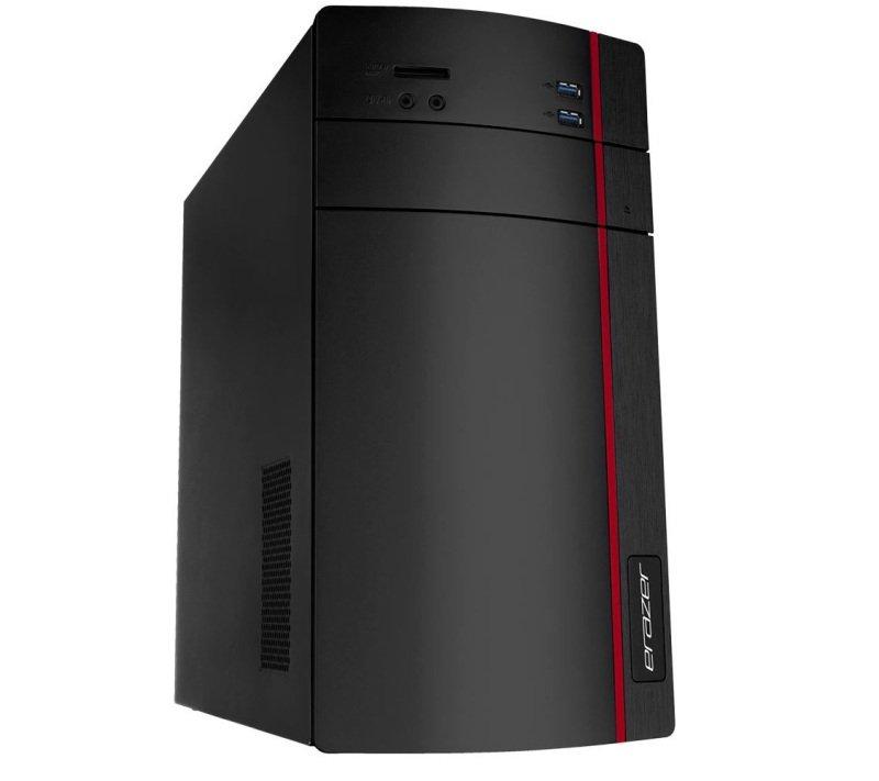 ERAZER P66018 1050Ti i5 8GB 1TB 128GB Gaming Desktop PC