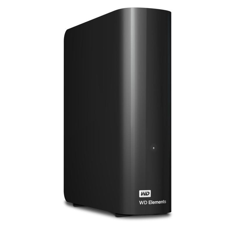 WD Elements Desktop 8TB External HDD