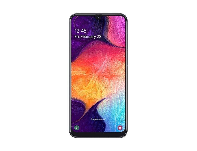 Samsung Galaxy A50 128GB Smartphone - Black