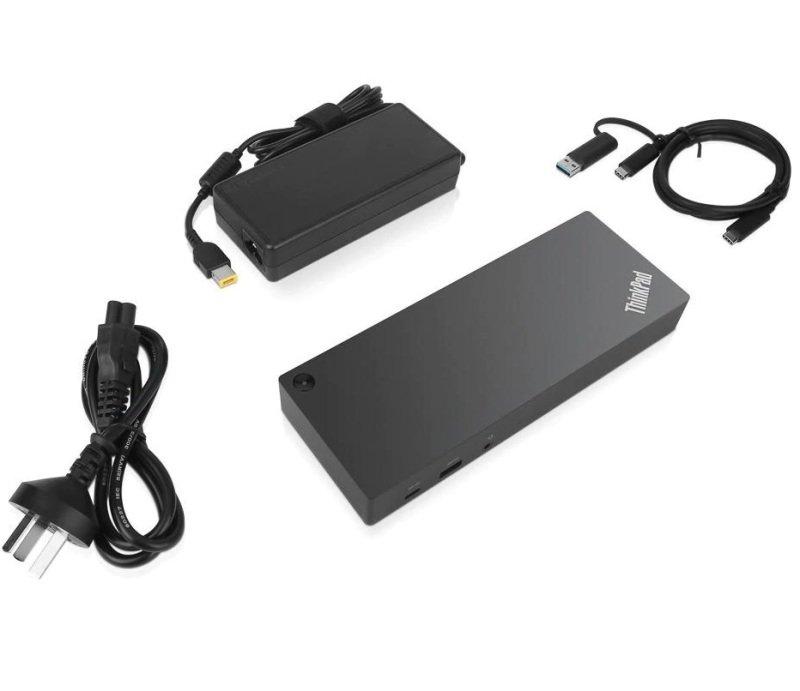 Lenovo ThinkPad Hybrid USB-C with USB-A Dock - 40AF0135UK