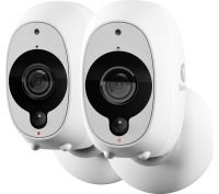 Swann Wire-Free Smart 1080p Full HD Security Camera 2 Pack