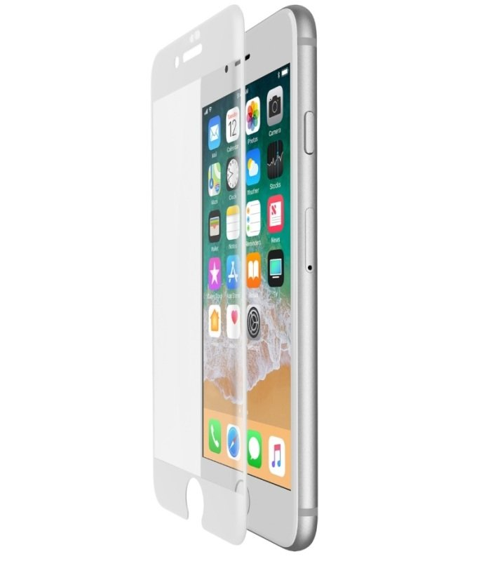Belkin ScreenForce Tempered Curve Screen Protector for iPhone 8/7 Plus