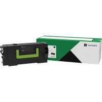 Lexmark 58D2H00 Black High Yield Return Program Toner Cartridge