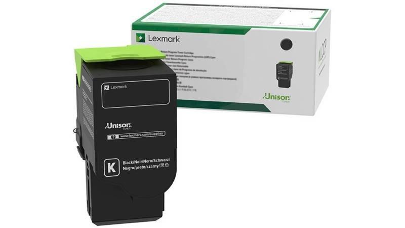 Lexmark 78C2XK0 Black Extra High Yield Return Programme Toner Cartridge