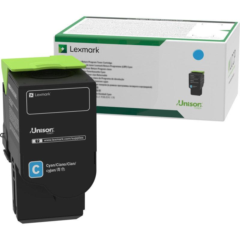Lexmark C2320K0 Black Return Programme Toner Cartridge