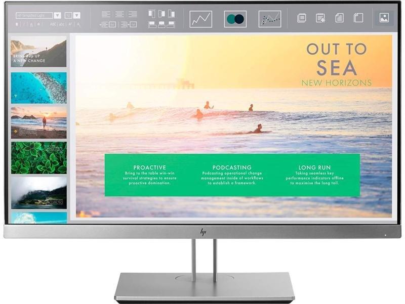 "HP EliteDisplay E233 23"" FHD IPS Monitor"