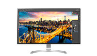 "EXDISPLAY LG 32UD89-W 32"" Class 4K UHD IPS LED Monitor"
