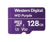 WD Purple microSD Card 128GB