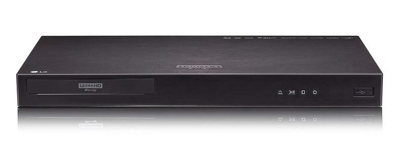 LG UP970 4K Ultra HD HDR Blu-ray Player