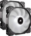 Corsair AF140 White LED 2 x 140mm Case Fan