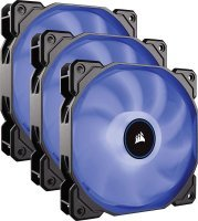 Corsair AF140 Blue LED 2 x 140mm Case Fan