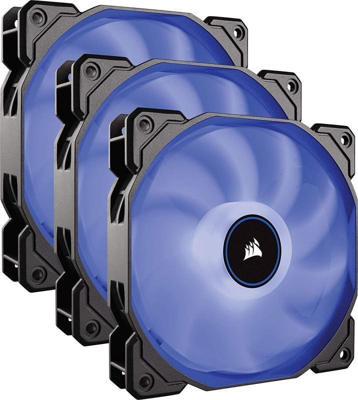 Corsair AF140 Blue LED 2 x 140mm Case Fan