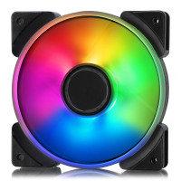Fractal Design Addressable RGB Prisma AL-12 120mm PWM Cooling Fan