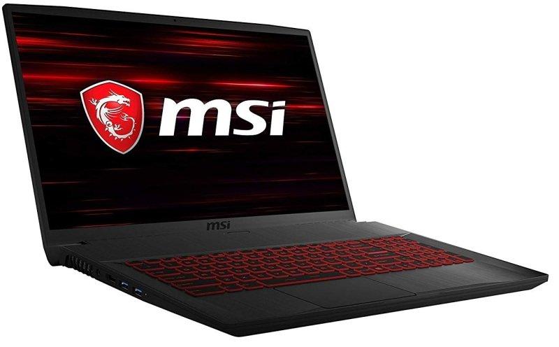 MSI GF75 Thin 9SC 1650 Gaming Laptop