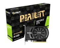 Palit GeForce GTX 1650 Storm X 4GB GDDR5 Graphics Card