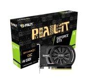 Palit GeForce GTX 1650 Storm X OC 4GB GDDR5 Graphics Card