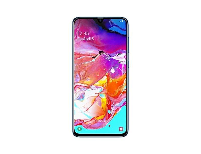 Samsung Galaxy A70 128GB Smartphone - Blue