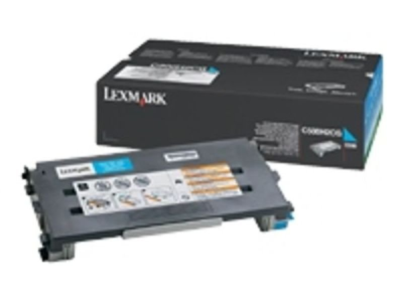 Lexmark C500 Cyan HY Toner Cartridge