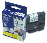 Brother TZ E211 Laminated adhesive tape - 1 roll