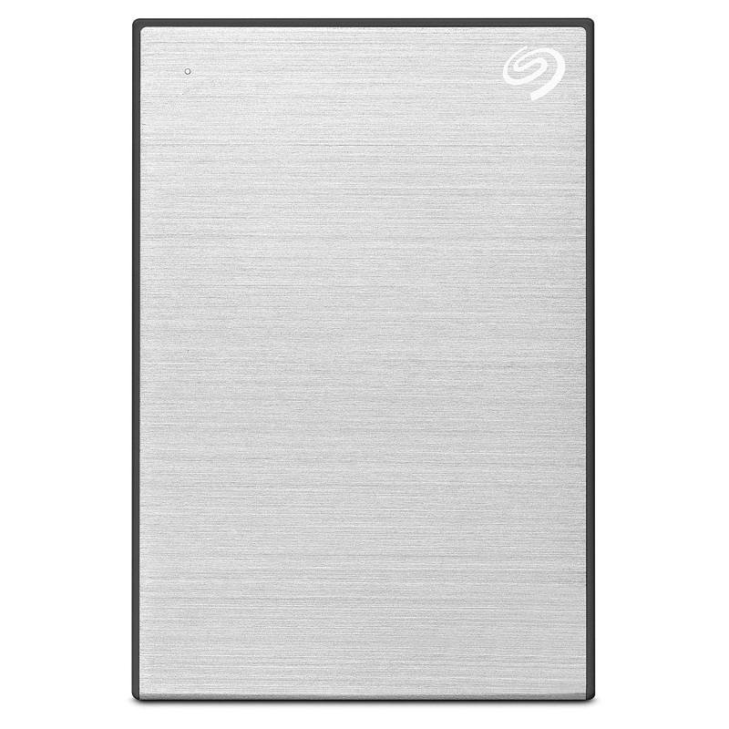 Seagate Backup Plus 4TB Silver Portable Hard Drive