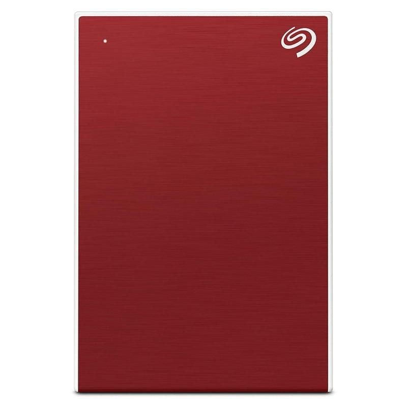 Seagate Backup Plus Slim 1TB Red Portable Hard Drive