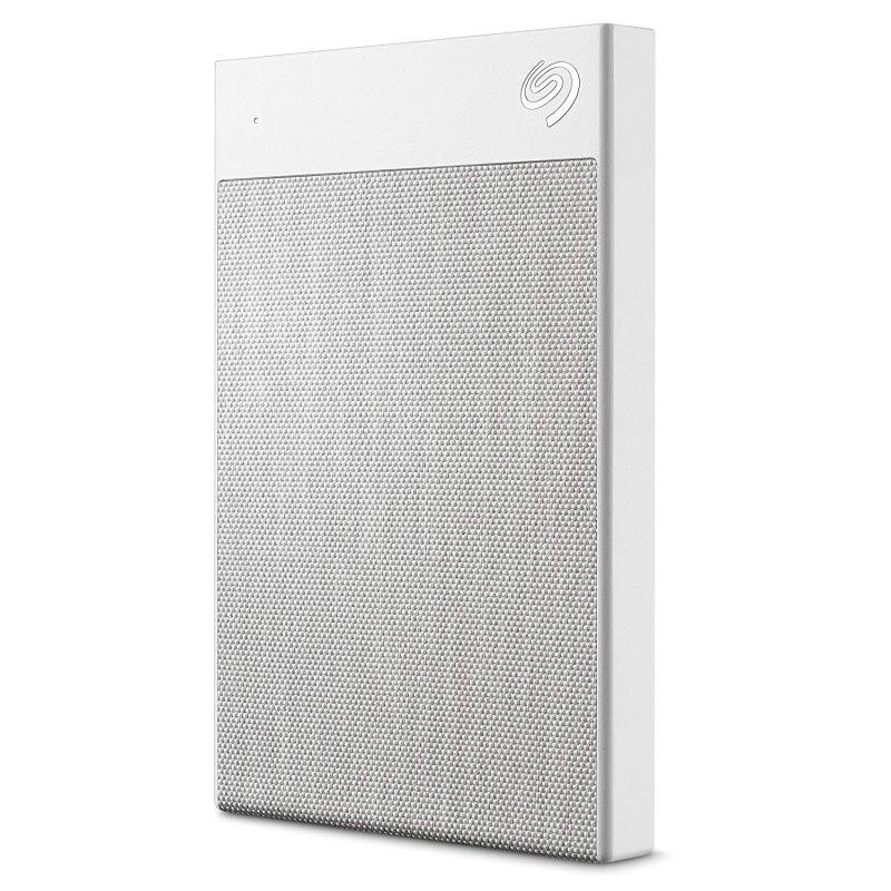 Seagate Backup Plus Ultra Touch 1TB White External Hard Drive