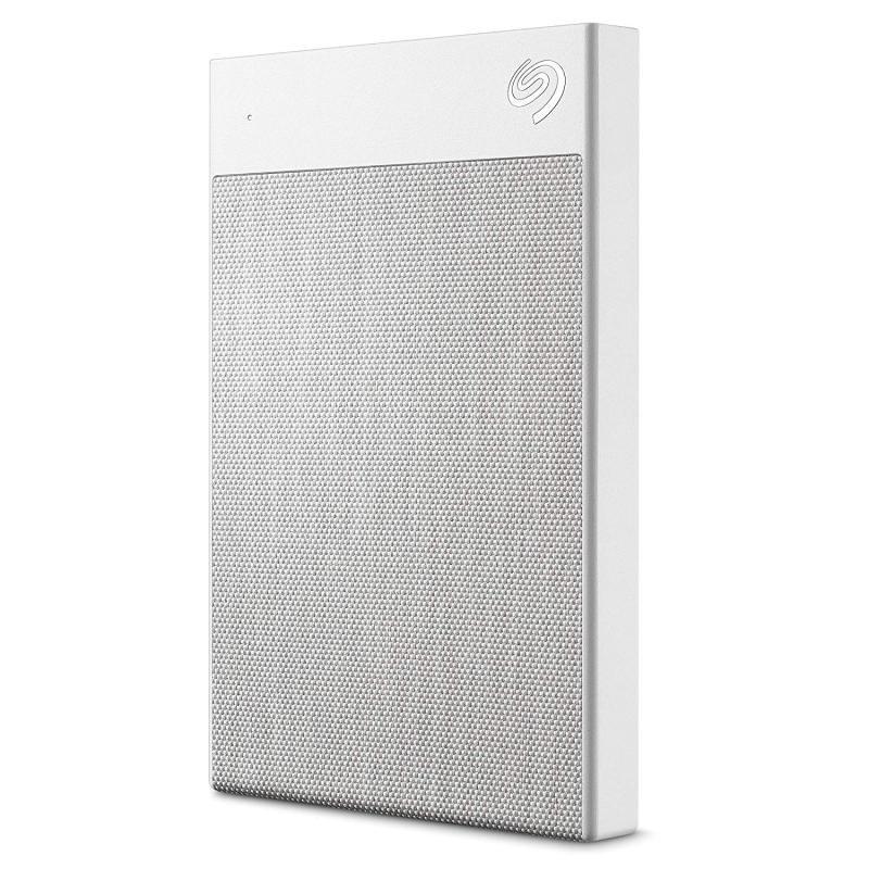 Seagate Backup Plus Ultra Touch 2TB White External Hard Drive