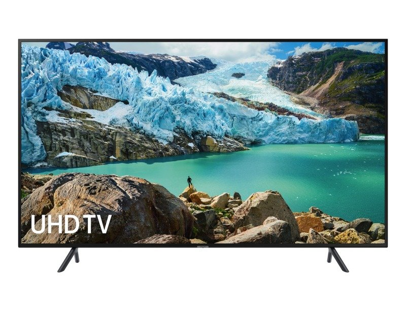 "Samsung RU7100 55"" 4K Smart UHD TV"