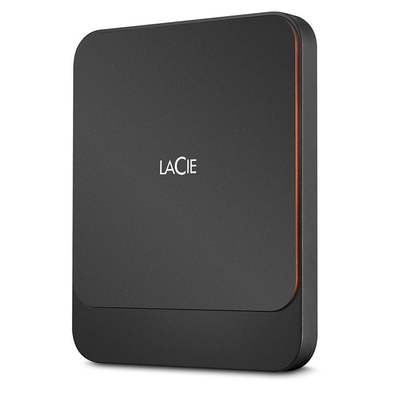 LaCie Portable USB-C 2TB SSD