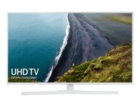 "Samsung RU7410 43"" 4K Smart UHD TV - White"