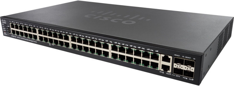 Cisco Small Business SG550X-48P 48 Ports Managed Switch