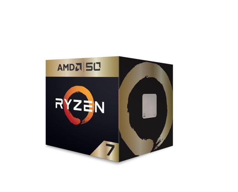 AMD Ryzen 7 2700X GOLD EDITION AM4 Processor