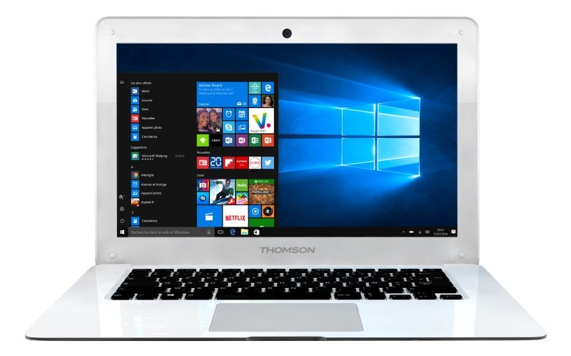 Thomson X5 32GB 10.1 Laptop White