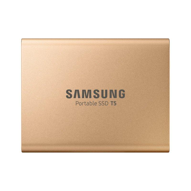 Samsung T5 500GB external SSD Rose Gold