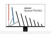"Samsung S32R750 32"" UHD 4K Space Saving Monitor"