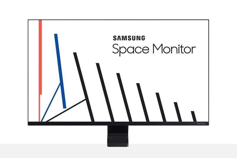 "Samsung S32R750 32"" UHD 4K Sapce Saving Monitor"