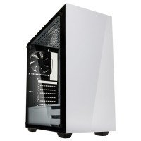 Kolink Stronghold Mid Tower Gaming Case - White