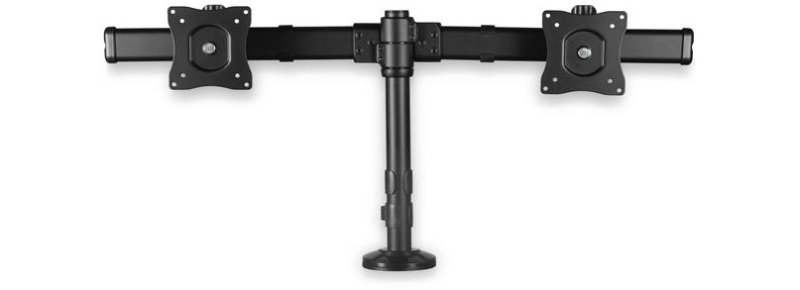 StarTech Dual-monitor Arm Mount For Up To 27 Inch Monitors