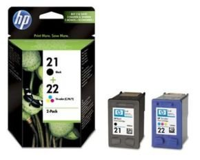 HP 21/22 Combo Pack Print cartridge - SD367AE