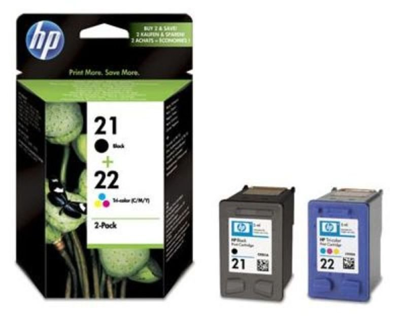 HP 2122 Combo Pack Print cartridge  SD367AE
