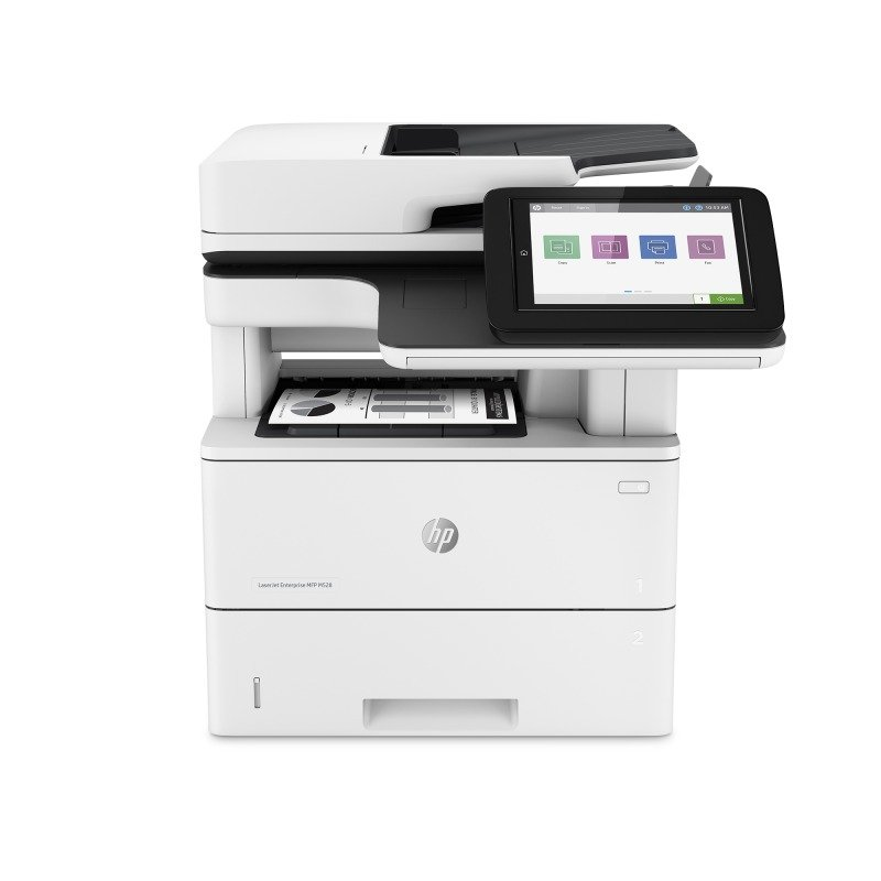 Hp Laserjet Enterprise M528z Multifunction Printer