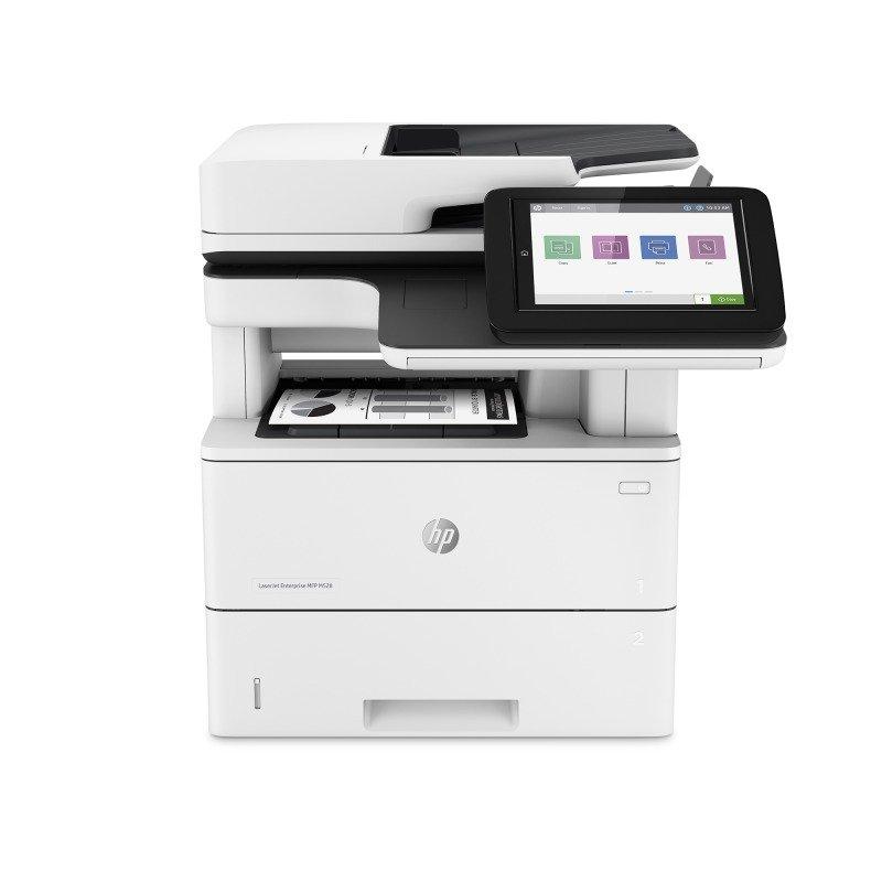 Hp Laserjet Enterprise M528f Multifunction Printer