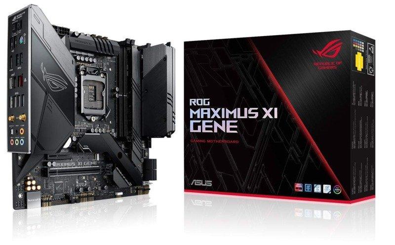 Asus ROG MAXIMUS XI GENE Z390 LGA 1151 mATX Motherboard