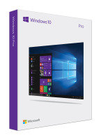 Windows 10 Professional 32-bit/64-bit Box pack USB flash drive