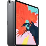 £1269.98, Apple iPad Pro 12.9inch 256 GB Wi-Fi + Cellular Tablet - Space Grey, Liquid Retina display for the clearest image, A12X Bionic chip powers your iPad, Face ID sensor keeps your iPad secure, 256GB Storage, Space Grey,